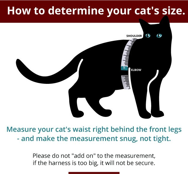 Harness Size Guide